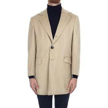 Oblečenie Muži Kabáty Kiton UGO411K0114018003 Beige