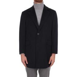 Oblečenie Muži Kabáty Kiton UGO411K0114067 Blue