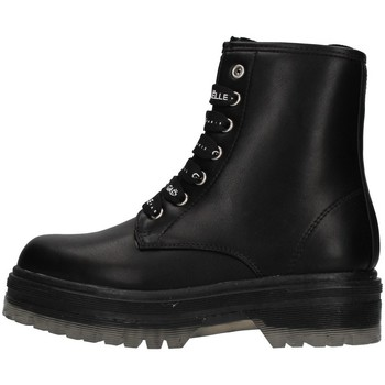 Topánky Dievčatá Čižmičky GaËlle Paris G-1150 BLACK