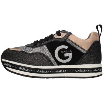 Topánky Dievčatá Nízke tenisky GaËlle Paris G-1114 BLACK