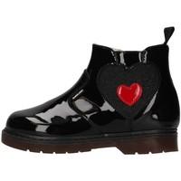 Topánky Dievčatá Polokozačky Balducci MATR4865 Čierna