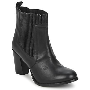 Topánky Ženy Čižmičky Dune London NATTIES Čierna