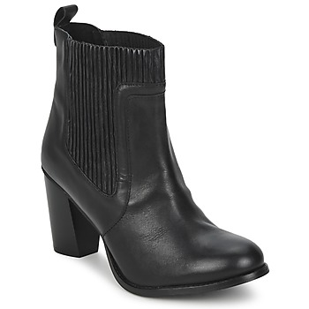 Topánky Ženy Čižmičky Dune NATTIES Čierna