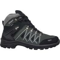 Topánky Muži Turistická obuv Grisport 14500S14G Čierna, Sivá