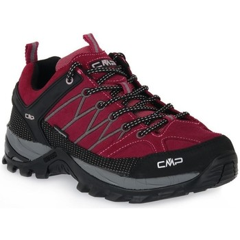 Topánky Ženy Turistická obuv Cmp Rigel Low Trekking Červená