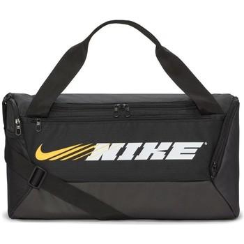 Tašky Športové tašky Nike Brasilia Graphic Training Čierna