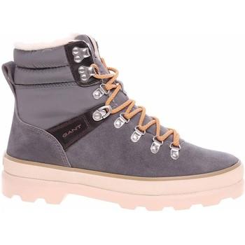 Topánky Ženy Polokozačky Gant 23553125621GWG892 Sivá