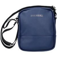 Tašky Tašky cez rameno Bikkembergs E2APME210022 NAVY BLUE