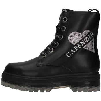 Topánky Dievčatá Čižmičky Café Noir C-1440 BLACK