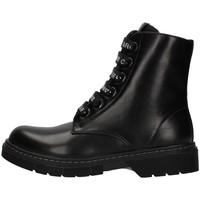 Topánky Dievčatá Čižmičky Café Noir C-1431 BLACK