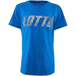 Oblečenie Chlapci Tričká s krátkym rukávom Lotto 213254 Light Blue