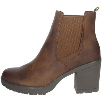 Topánky Ženy Polokozačky Marco Tozzi 2-25414-27 Brown