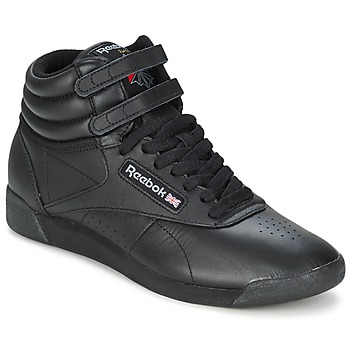 Topánky Členkové tenisky Reebok Classic FREESTYLE HI čierna