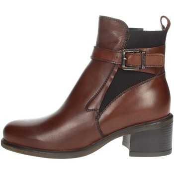 Topánky Ženy Polokozačky Valleverde 49240 Brown