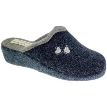 Topánky Ženy Papuče Cristina CRICUORICINIblu blu