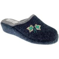 Topánky Ženy Papuče Cristina CRIFOGLIAblu blu