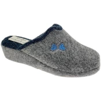 Topánky Ženy Papuče Cristina CRICUORICINIgr grigio