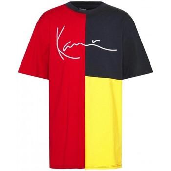 Oblečenie Muži Košele s krátkym rukávom Karl Kani CAMISETA MULTICOLOR HOMBRE  6030929 Viacfarebná