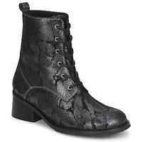 Topánky Ženy Polokozačky Tiggers ROMA Čierna