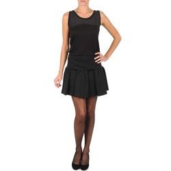 Oblečenie Ženy Sukňa Manoush JUPE MERINGUE Čierna