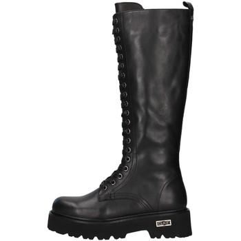 Topánky Ženy Čižmy do mesta Cult CLW319900 BLACK