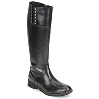 Topánky Ženy Čižmy do mesta Tosca Blu ALINE BOTTE čierna