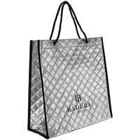 Tašky Ženy Veľké nákupné tašky  Badura 122470 Strieborná