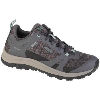 Topánky Ženy Nízke tenisky Keen Terradora II WP Sivá