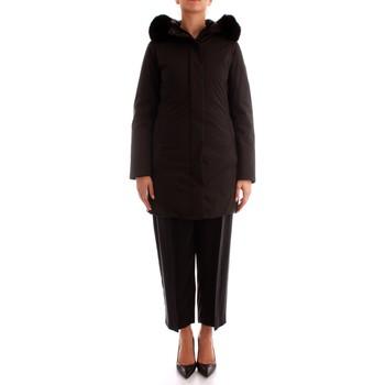 Oblečenie Ženy Saká a blejzre People Of Shibuya AKEMI/1PM766-999 BLACK