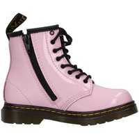 Topánky Dievčatá Čižmičky Dr Martens 1460T PINK