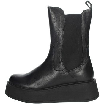 Topánky Ženy Čižmičky Paola Ferri D7524 Black
