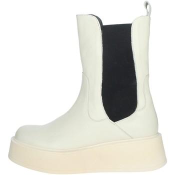 Topánky Ženy Čižmičky Paola Ferri D7524 White