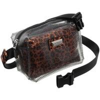 Tašky Ženy Kabelky Monnari BAG2950M03 Čierna, Hnedá