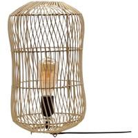 Domov Stolové lampy Signes Grimalt Lampa Na Vrchole Beige