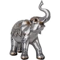 Domov Sochy Signes Grimalt Elephant Plateado