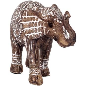 Domov Sochy Signes Grimalt Elephant Marrón