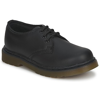 Topánky Deti Derbie Dr Martens Dm J Shoe Čierna