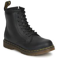 Topánky Deti Polokozačky Dr Martens DM J BOOT čierna