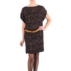 Oblečenie Ženy Krátke šaty Antik Batik QUINN Čierna