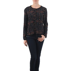 Oblečenie Ženy Blúzky Antik Batik VEE Čierna