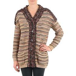 Oblečenie Ženy Cardigany Antik Batik WAYNE Béžová