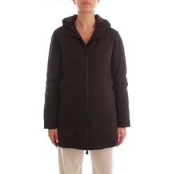 Oblečenie Ženy Kabáty People Of Shibuya NIKIRA/PM766-999 BLACK