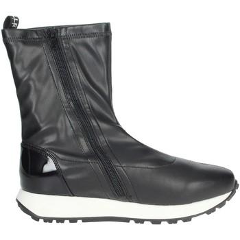 Topánky Ženy Polokozačky GaËlle Paris G-1211 Black