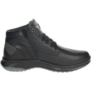 Topánky Muži Členkové tenisky Grisport 44105A5G Black