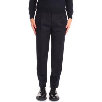 Oblečenie Muži Oblekové nohavice Incotex ZR541Z 1721T Blue
