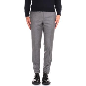 Oblečenie Muži Oblekové nohavice Incotex ZR851Z 1645T Grey