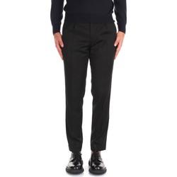 Oblečenie Muži Nohavice Chinos a Carrot Incotex ZR450Z 10139 Black
