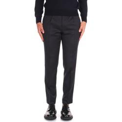 Oblečenie Muži Nohavice Chinos a Carrot Incotex ZR450Z 10139 Grey