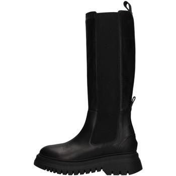 Topánky Ženy Čižmy do mesta Janet&Janet 02204 BLACK