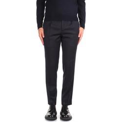 Oblečenie Muži Nohavice Chinos a Carrot Incotex ZR450Z 10139 Blue
